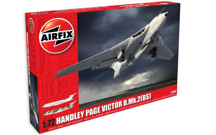 Airfix Handley Page Victor B.2 1:72 A12008